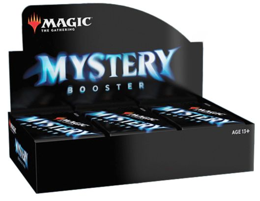 Best MTG Booster Box Mystery