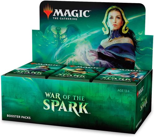 Best MTG Booster Box War of the Spark Planeswalker in Every Pack
