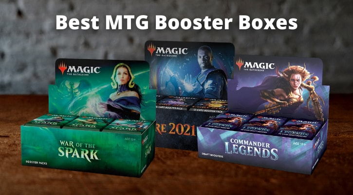 Best MTG Booster Box to Buy Banner
