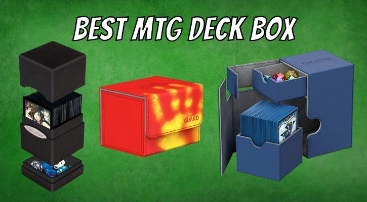 Best MTG Deck Box for Commander Banner
