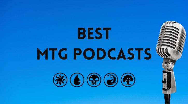Best MTG Podcasts Banner