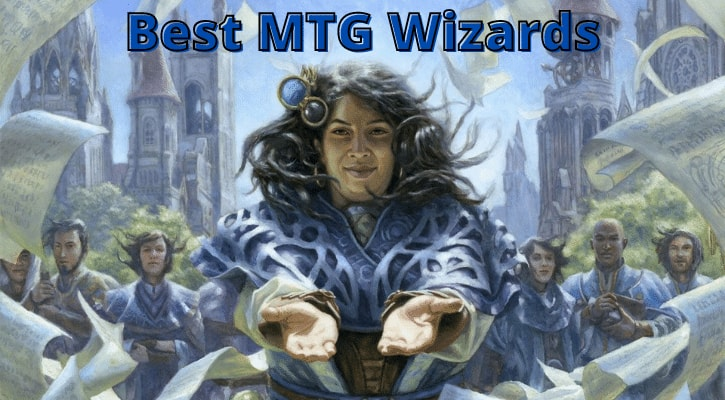 Best MTG Wizards Banner