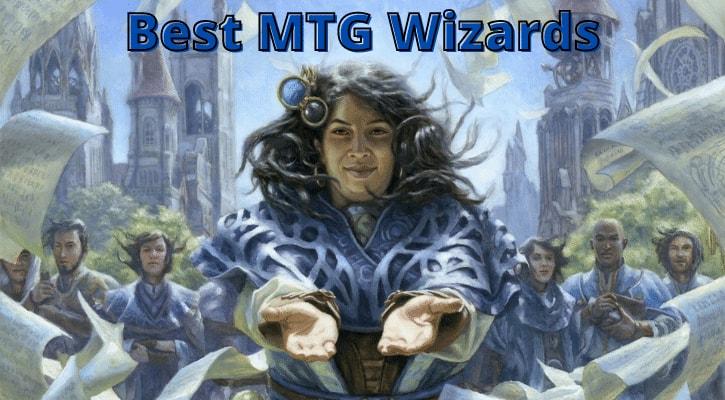 Best MTG Wizards Banner