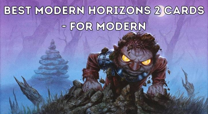 Best Modern Horizons 2 Cards for Modern Banner