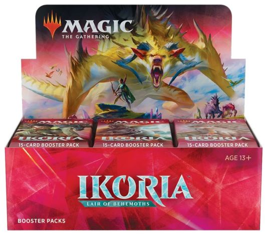 Best Newest MTG Booster Box Ikoria Lair of Behemoths.jpg