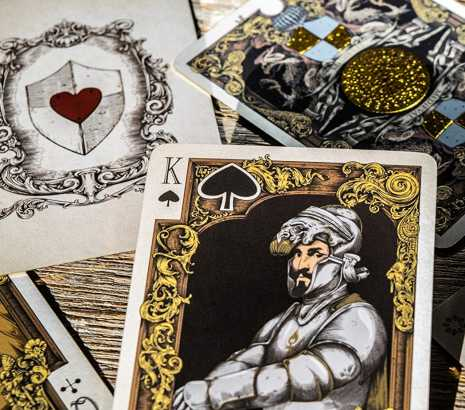 Best Playing Cards Elephant Medieval King
