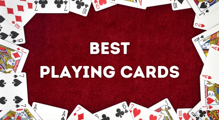 Best Playing Cards to Buy Banner