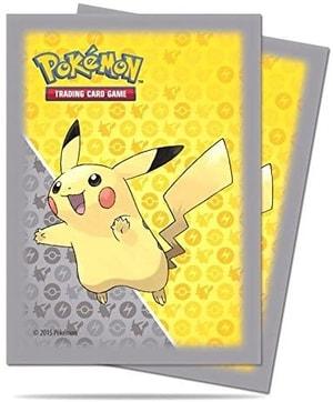 Best Pokemon Card Sleeves Pikachu