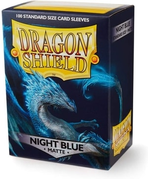 Best Card Sleeves Quality Dragon Shield Matte