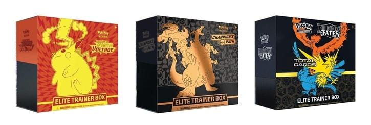 Best Pokemon Elite Trainer Box Banner