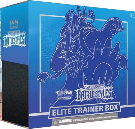 Best Pokemon Elite Trainer Box Battle Styles Newest 2021