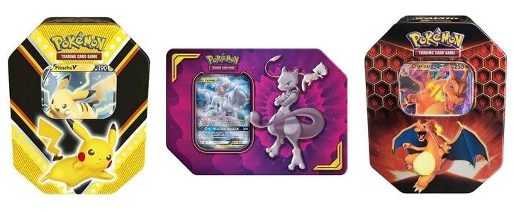 Best Pokemon Tins Banner