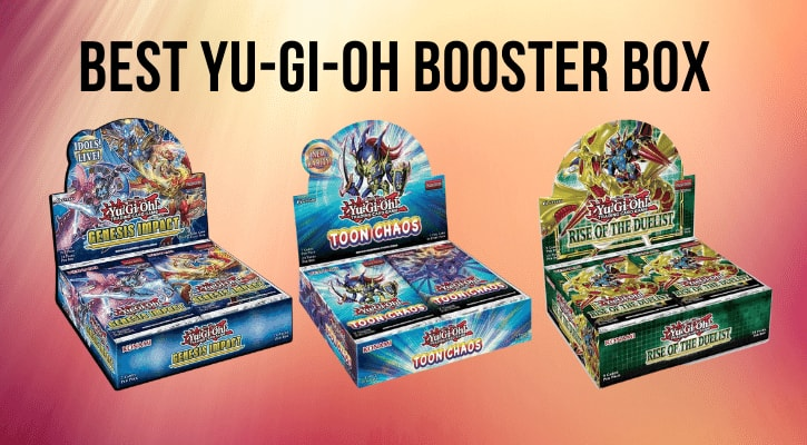 Best Yu-Gi-Oh Booster Box to Buy Banner