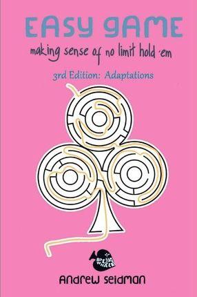 Best-books-for-poker-players-Easy-Game-Andrew-Seidman-Gift