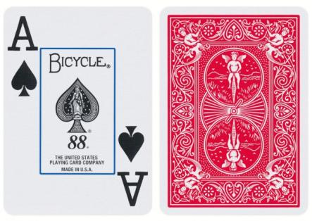 Best playing Cards Big Numbers Bicycle Jumbo