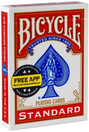 Bicycle One Deck