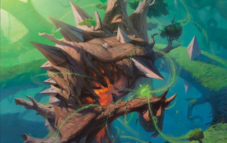 Big Red Green Landfall Phylath Decklist