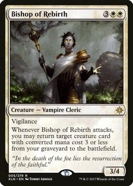 Bishop of Rebirth Best MTG Vampires