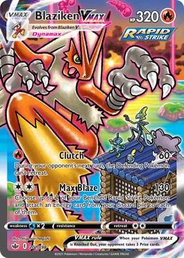 Blaziken VMAX Best Pokemon Booster Box
