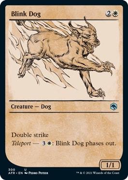 Blink Dog Alternate DND Style