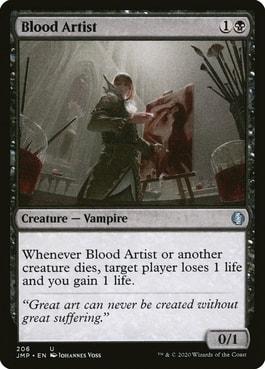 Blood Artist MTG