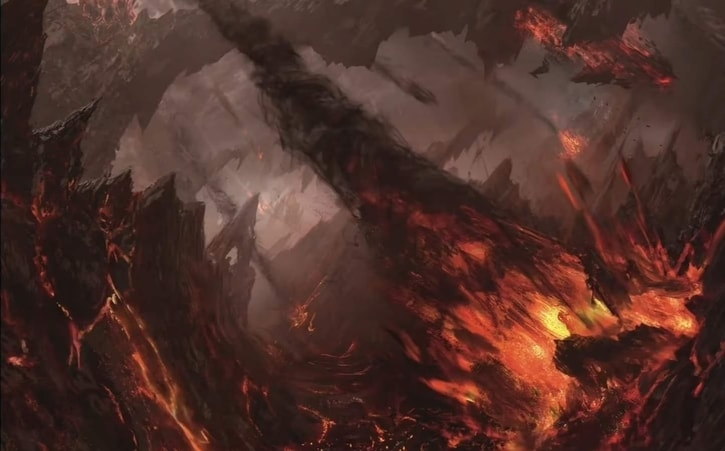 Blue-Red Spells Zendikar Rising Decklist MTGA Roil Eruption