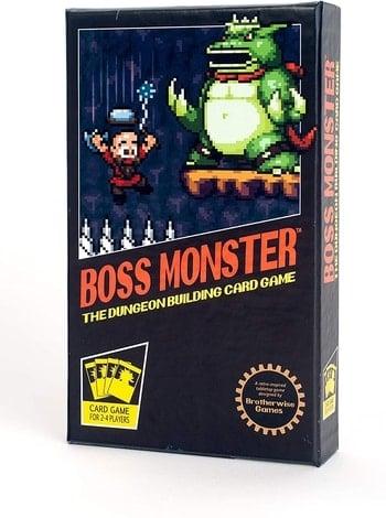 Boss Monster Card Game Like DND
