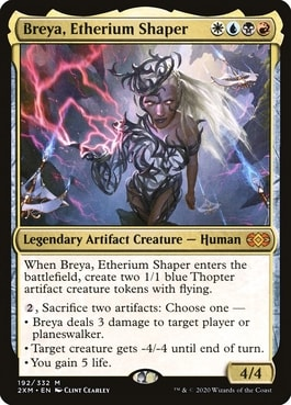 Breya, Etherium Shaper MTG