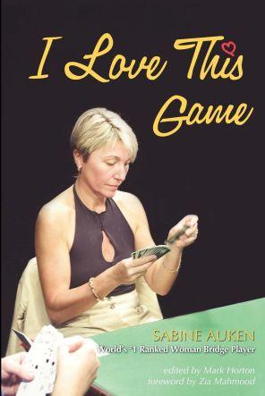 Bridge Gift Guide Book I Love This Game Sabine Auken
