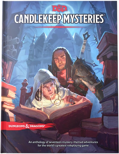 Candlekeep Mysteries Dungeons and Dragons for One Player