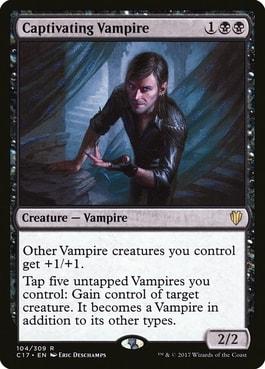 Captivating Vampire Best MTG Vampires