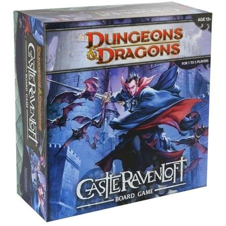 Castle Ravenloft DND Single Player