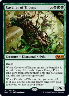 Cavalier of Thorns Best Card for Gitrog Monster Brawl.jpg