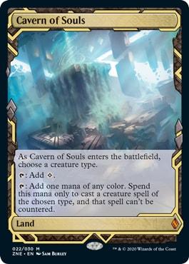 Cavern of Souls Zendikar Rising Expeditions