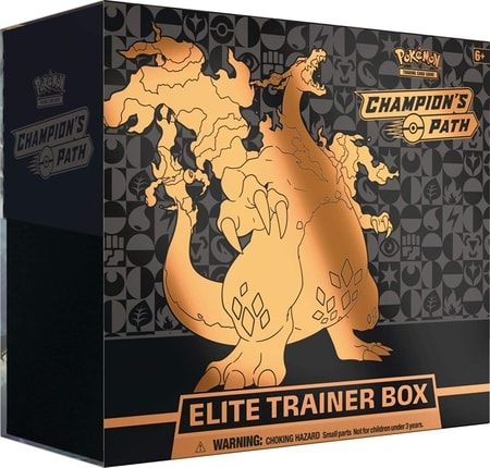 Champion's Path Elite Trainer Box Best to Buy