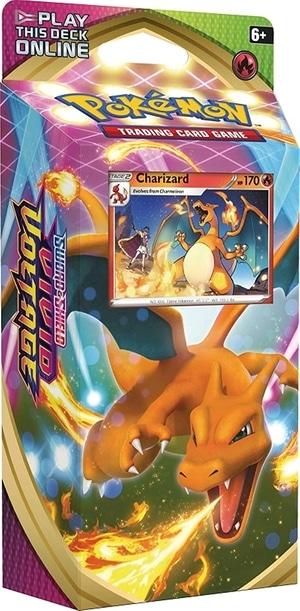 Charizard Theme Deck Pokemon TCG