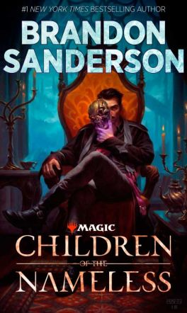 Children of the Nameless Brandon Sanderson