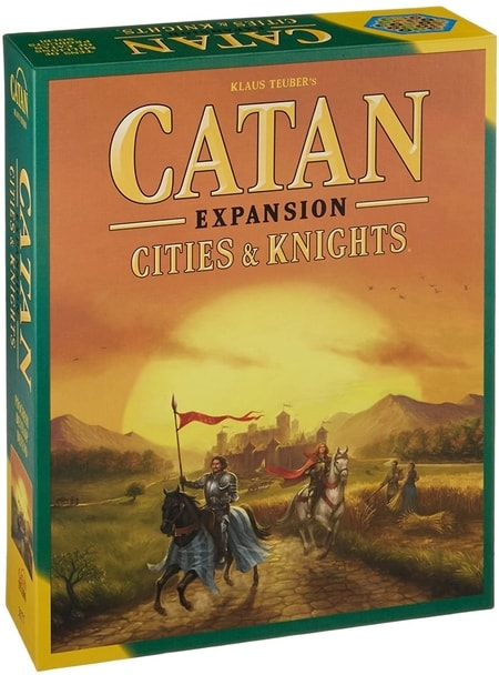 Cities and Knights Which Settlers of Catan to Buy