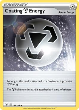 Coating Energy Pokemon TCG