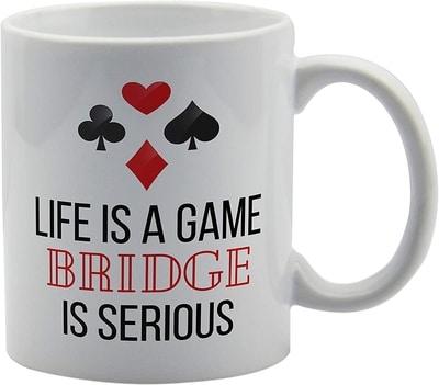 Coffee Mug Best Gift Ideas for Bridge Players