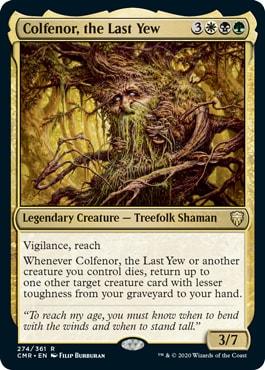Colfenor the Last Yew