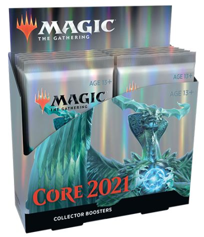 Collector Booster Box Core 2021