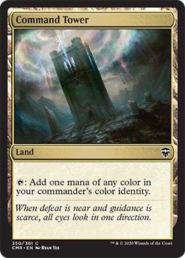 Command Tower Commander Legends Spoilers