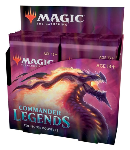 Commander Legends Collector Booster Box Worth Buying