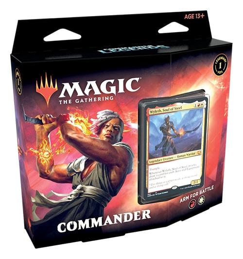 Commander Legends Deck Arm for Battle