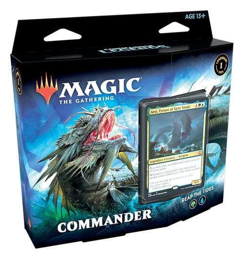 Commander Legends Reap the Tides Deck