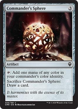 Commander Sphere