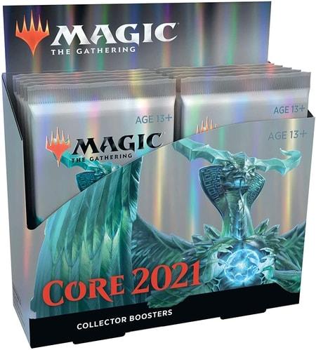 Core 2021 MTG Collector Booster Box
