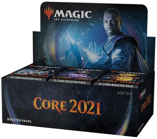 Core Set 2021 Booster Box Where to Buy