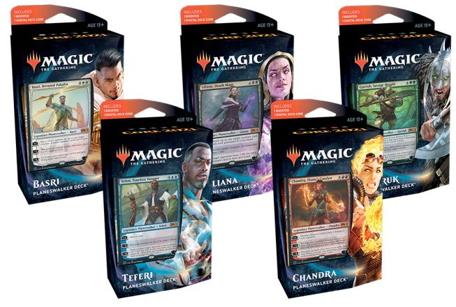 Planeswalker Decks Core 2021 Guide Guide